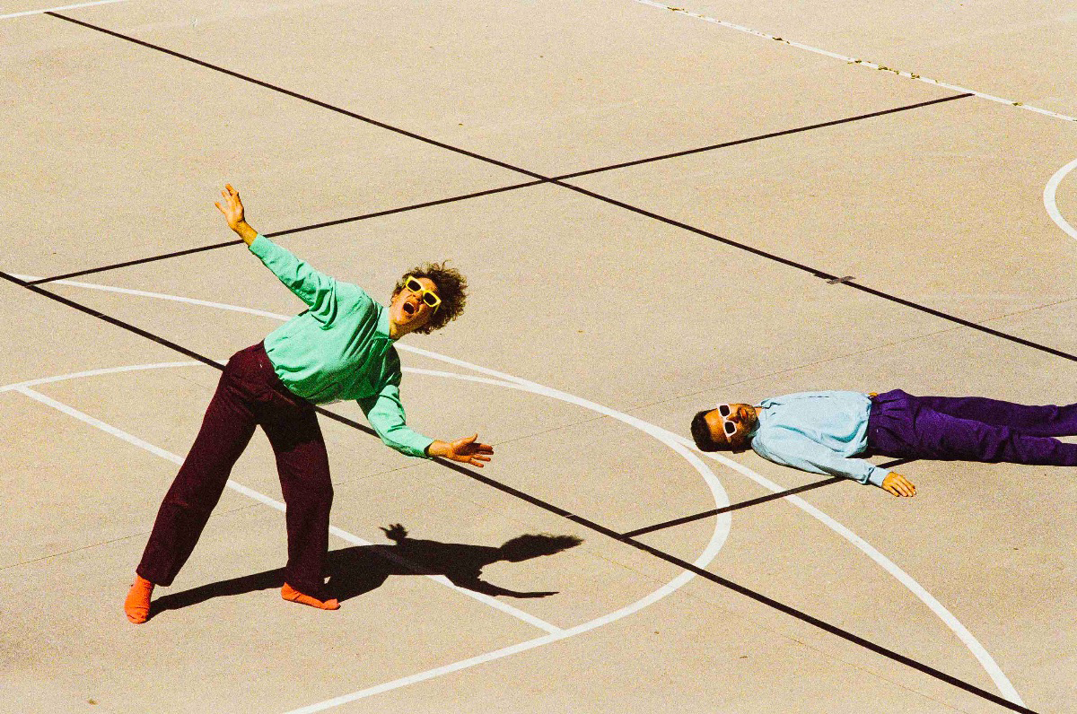TUNE-YARDS announces new album 'sketchy' - Watch video for new single 'hold yourself' 1