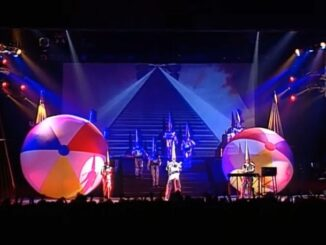 PET SHOP BOYS announce the release on DVD and 2-CD of their Discovery: Live in Rio 1994 concert 1