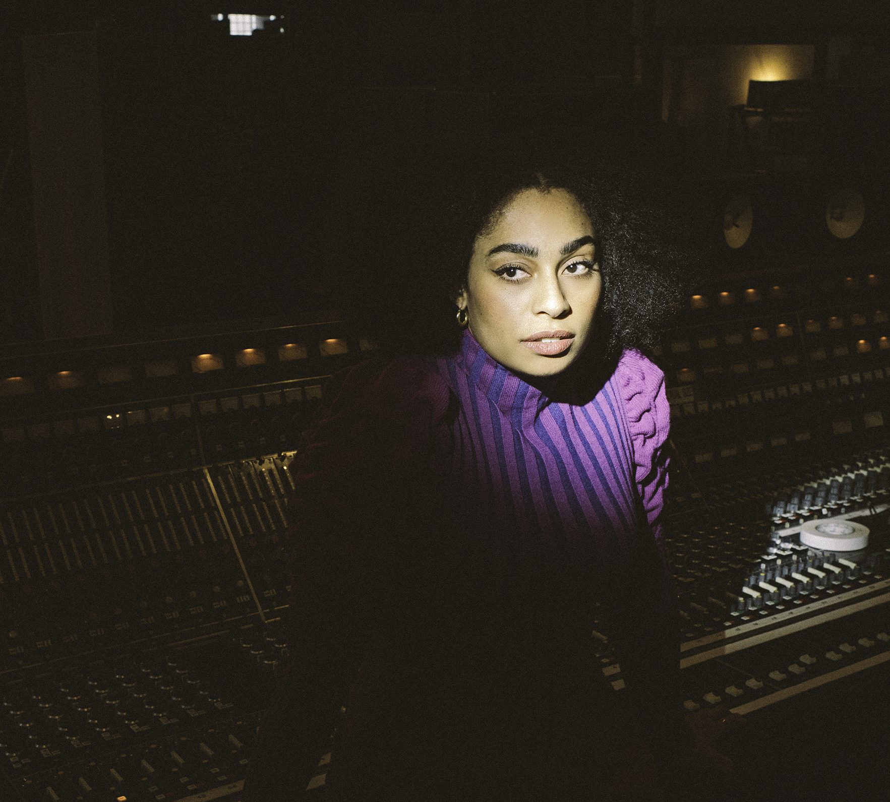 CELESTE announces debut album 'Not Your Muse' - Out 29th January 2
