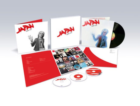 JAPAN's classic album 'Quiet Life' is being reissued as a deluxe box set in March