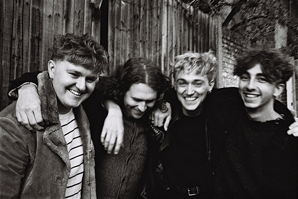 London's DROOL return with new single 'Lizard', released on February 12th - Listen Now!