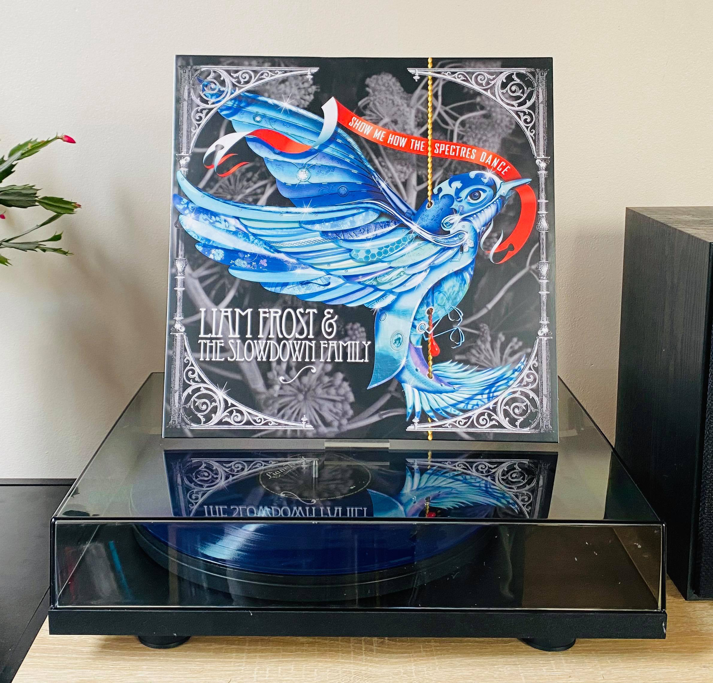 ON THE TURNTABLE: Liam Frost & The Slowdown Family - Show Me How The Spectres Dance