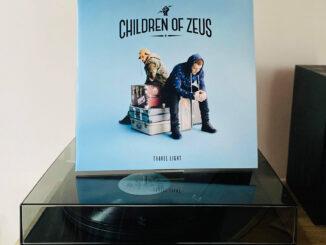 ON THE TURNTABLE: Children of Zeus - Travel Light