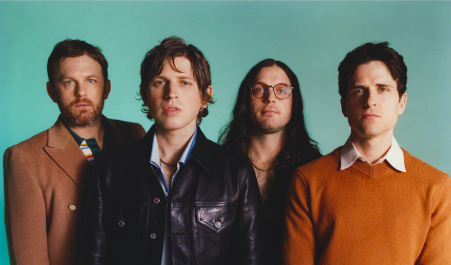 KINGS OF LEON reveal brand new video for new single 'Echoing'