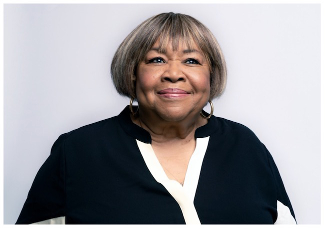 MAVIS STAPLES shares a capella remix of 'One More Change' by ALA.NI