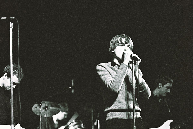 ALBUM REVIEW: The Fall - Live at St. Helens Technical College, '81