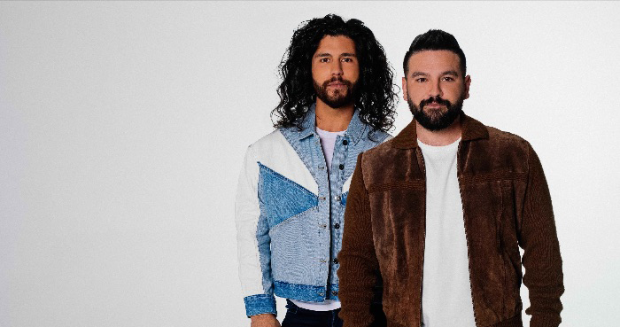 DAN+SHAY share new single 'Glad You Exist'