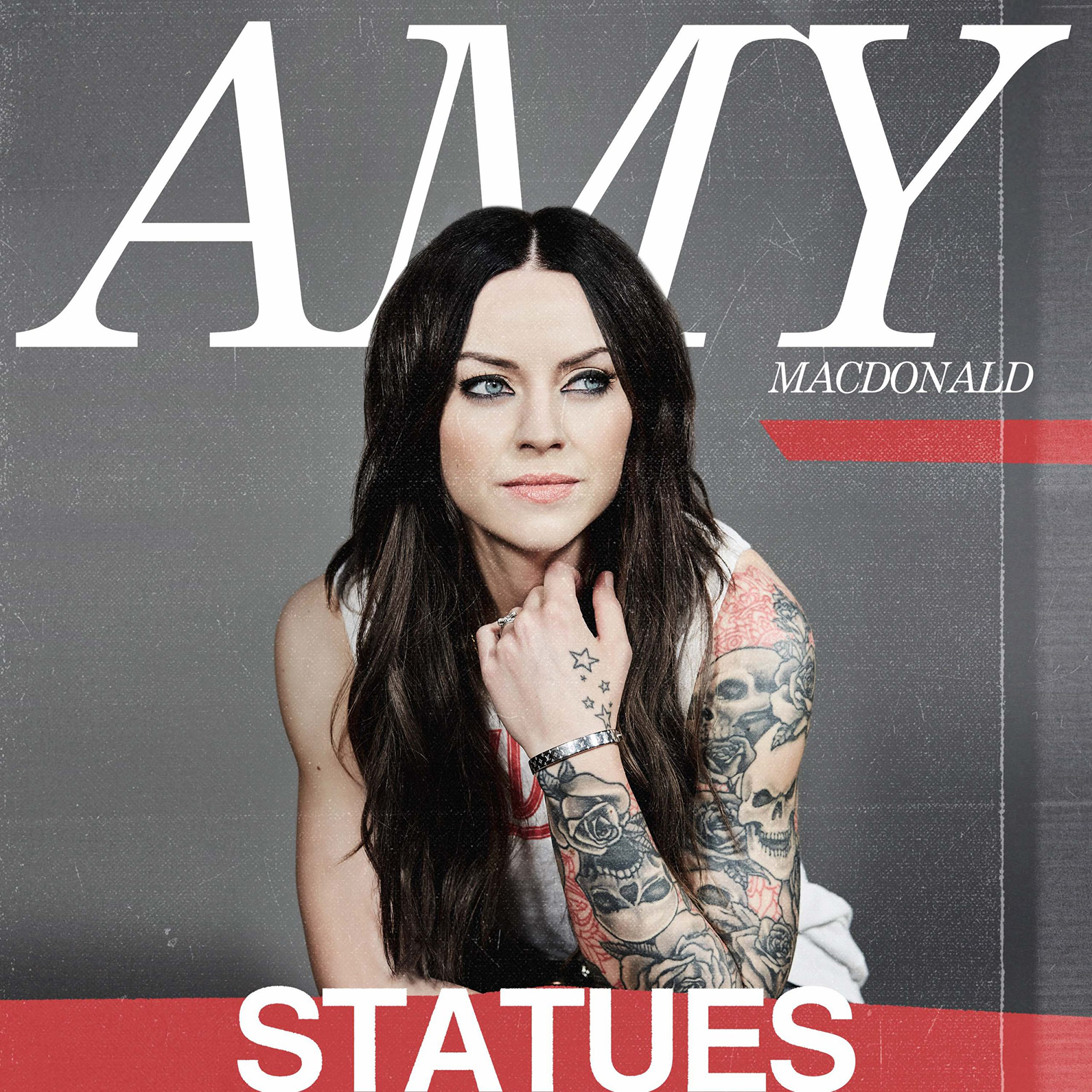 AMY MACDONALD shares video for new single 'Statues' - Watch Now!