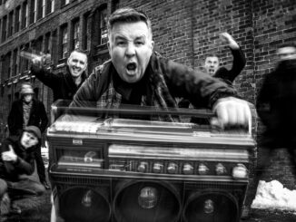 DROPKICK MURPHYS announce new studio album 'Turn Up That Dial' - Hear new single 'Middle Finger' 1