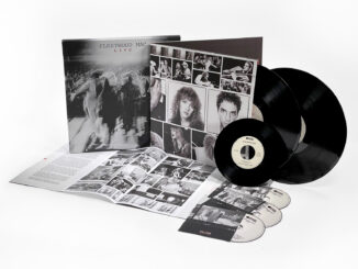 FLEETWOOD MAC - Live Super Deluxe Announced - Hear Unreleased Live Version Of 'The Chain'