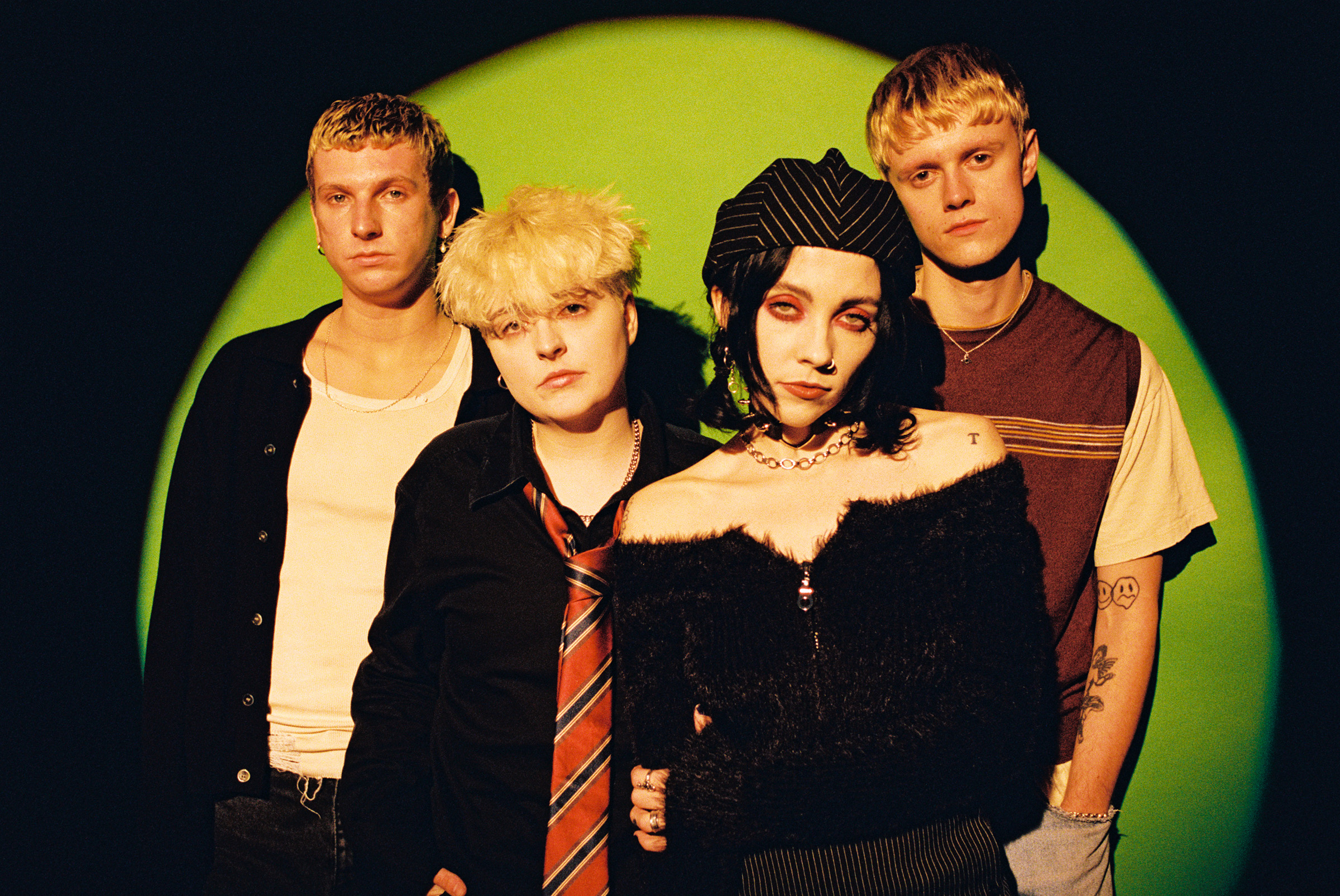 PALE WAVES announce headline Belfast show at Limelight 2 on Saturday, February 19th 2022 2