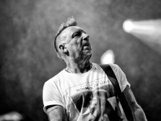 INTERVIEW: Peter Hook on K÷93 EP collaboration with Jaz Coleman & Geordie Walker 1