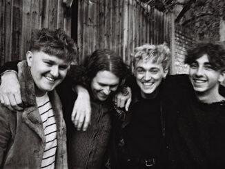 VIDEO PREMIERE: London's DROOL unveil video for new single 'Lizard'