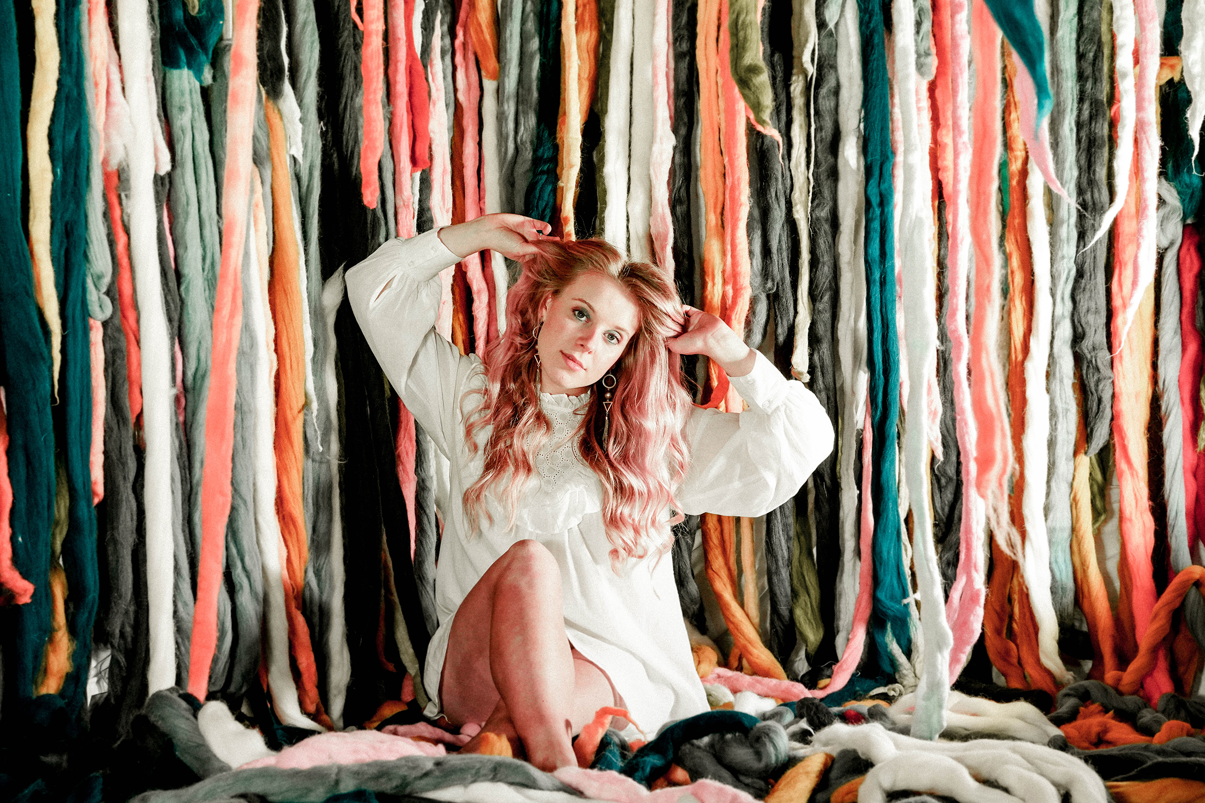 REBEKAH FITCH releases new single 'Loose Ends' - Listen Now