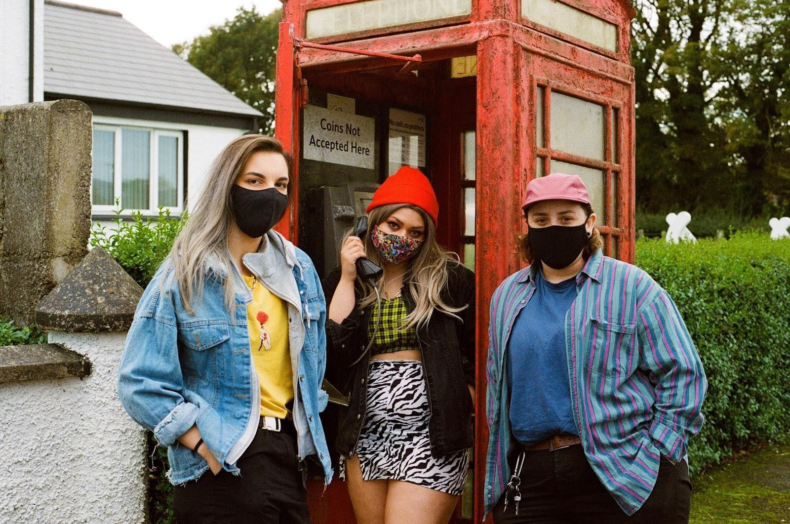 Derry Trio CHERYM Sign To Alcopop! Records - Hear New Single 'Kisses On My Cards'