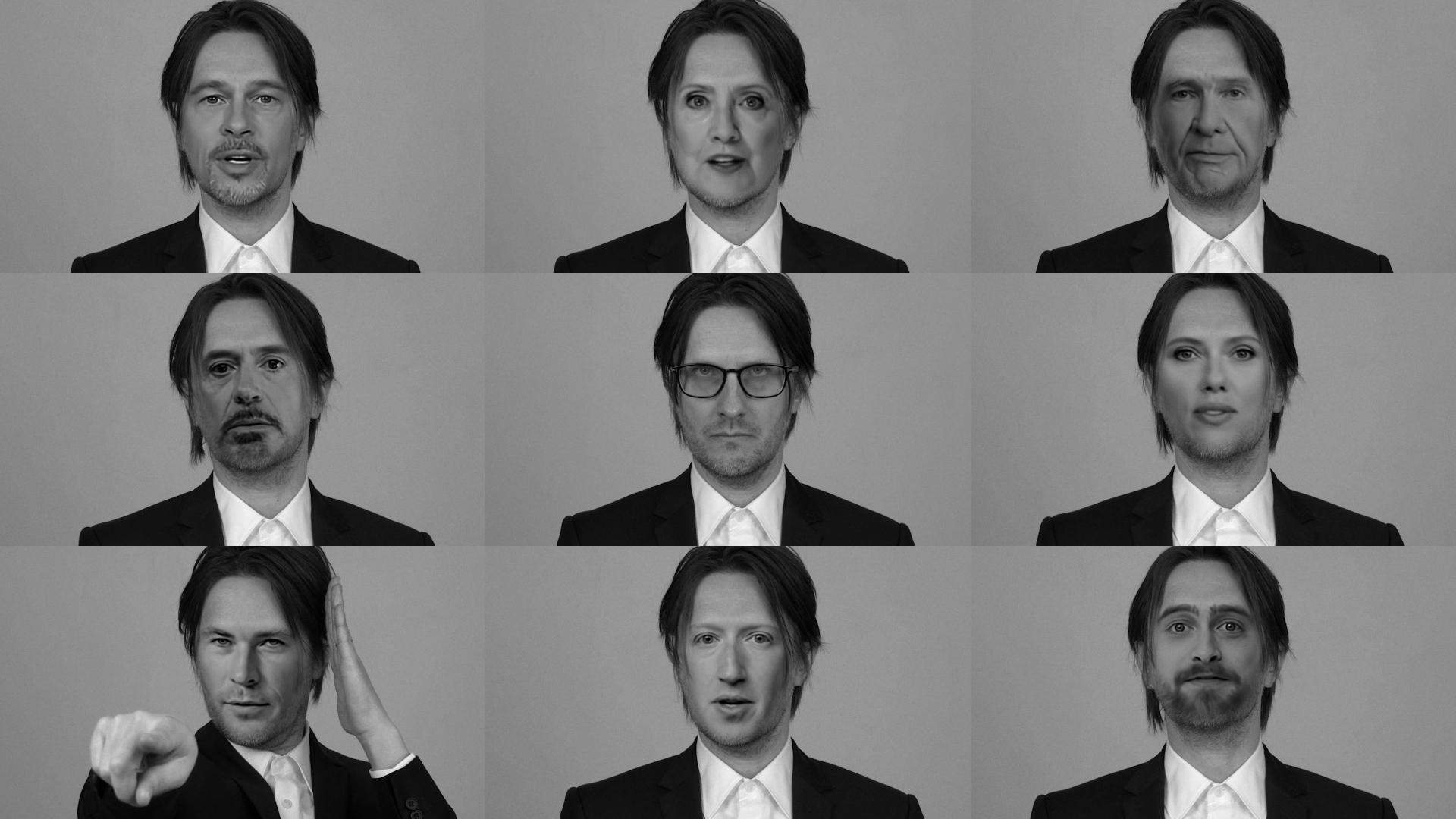 STEVEN WILSON releases mind-bending deep-fake video for 'SELF'
