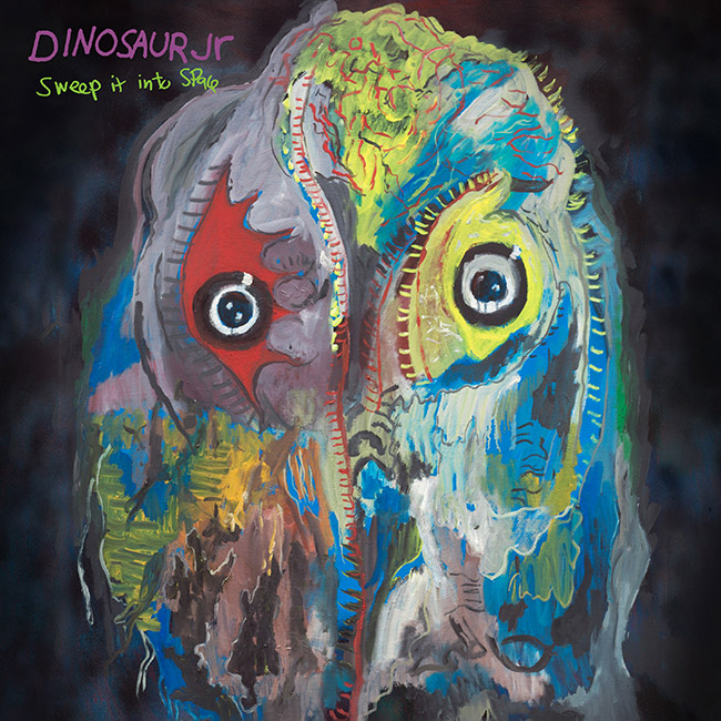 Dinosaur Jr. - Sweep It Into Space