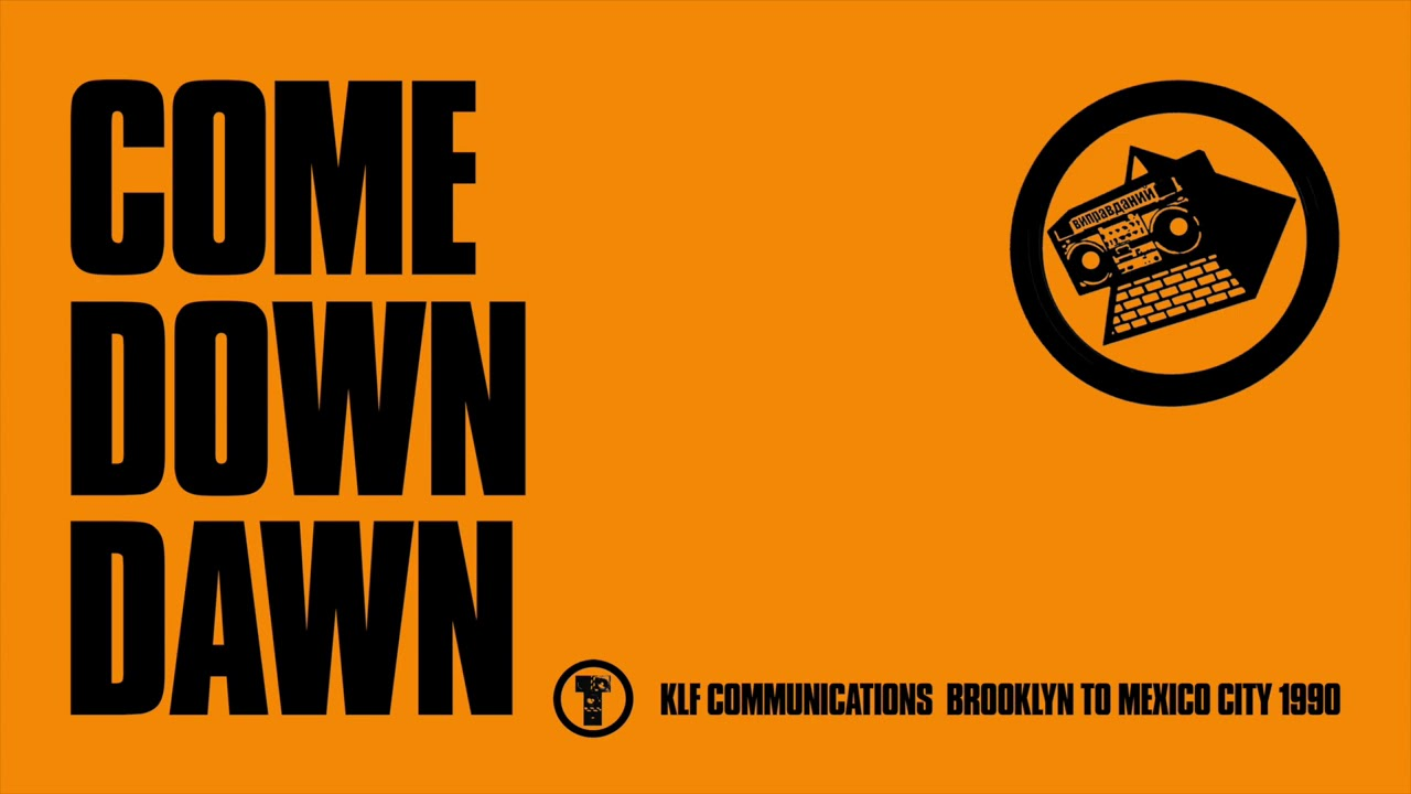 THE KLF release second new album 'Come Down Dawn' to streaming services