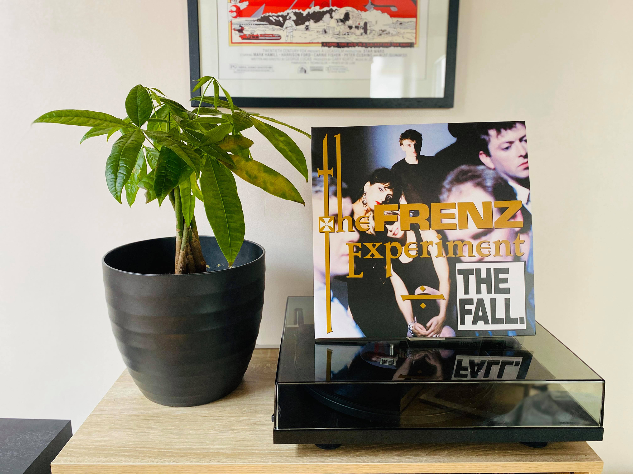 ON THE TURNTABLE: The Fall - The Frenz Experiment