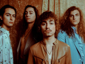 GRETA VAN FLEET unveil a live video for 'Heat Above' - Watch Now!