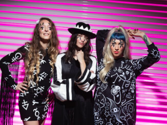 """THE DEAD DEADS release video for """"Deal With Me"""" on International Women's Day"""