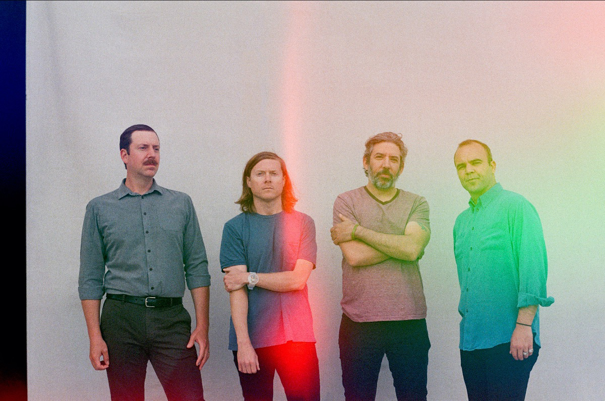 FUTURE ISLANDS share video for new single 'Glada' - Watch Now!