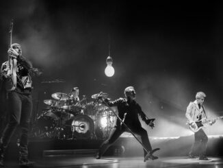 U2 announce 'U2: The Virtual Road' - a series of four concerts broadcast for the first time exclusively on the band's YouTube channel Adam Clayton
