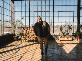 VIDEO PREMIERE: Donovan Woods - Whatever Keeps You Going