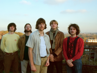 FEET sign deal with Nice Swan Records & announce August 2021 tour dates 1