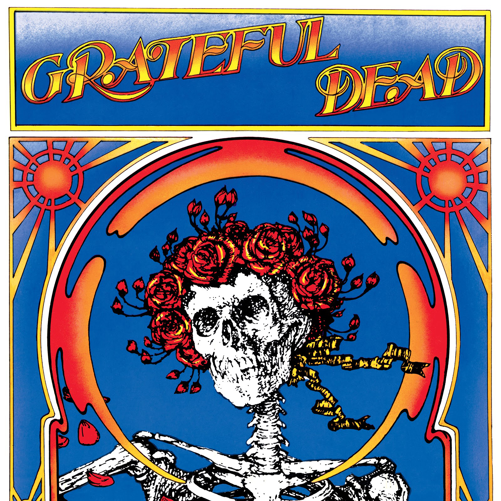GRATEFUL DEAD announce 'Skull & Roses' 50th anniversary expanded editions