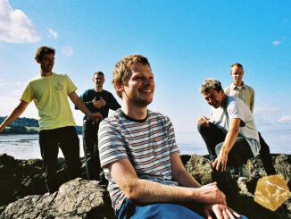SQUID release 'Paddling' the second single taken from their forthcoming debut album, Bright Green Field