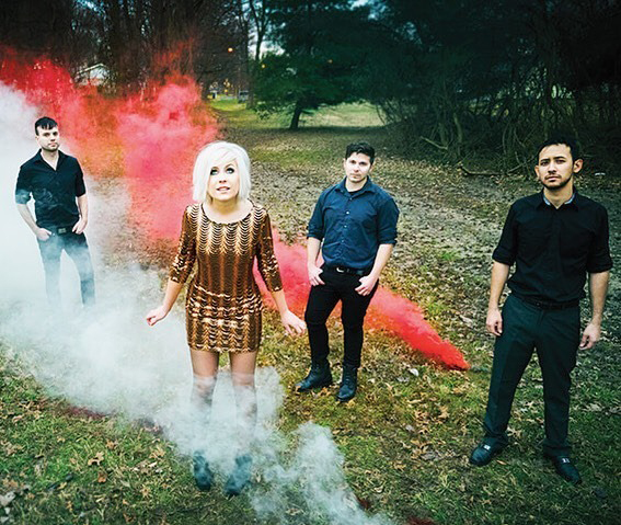 INTERVIEW with Alternative Rock Outfit The Nearly Deads 1