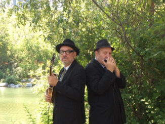 INTERVIEW: Thee Holy Brothers: Marvin Etzioni and Willie Aron