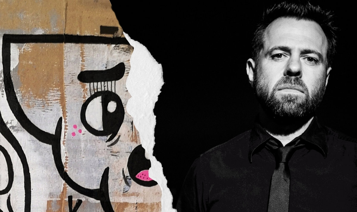 VIDEO PREMIERE: Neil Cooper (Therapy?) takes on GodNo! with Hulk remix