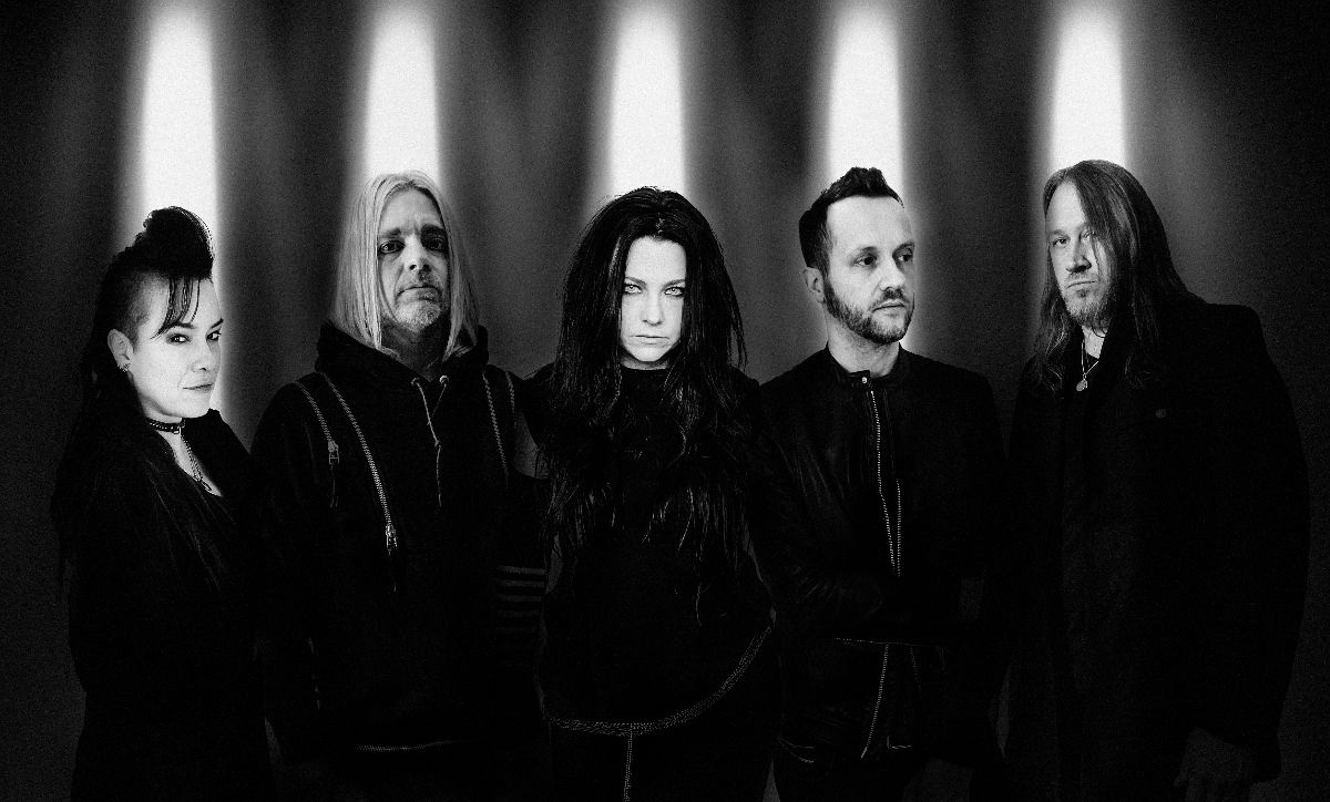 EVANESCENCE release new single 'Better Without You' - Listen Now!