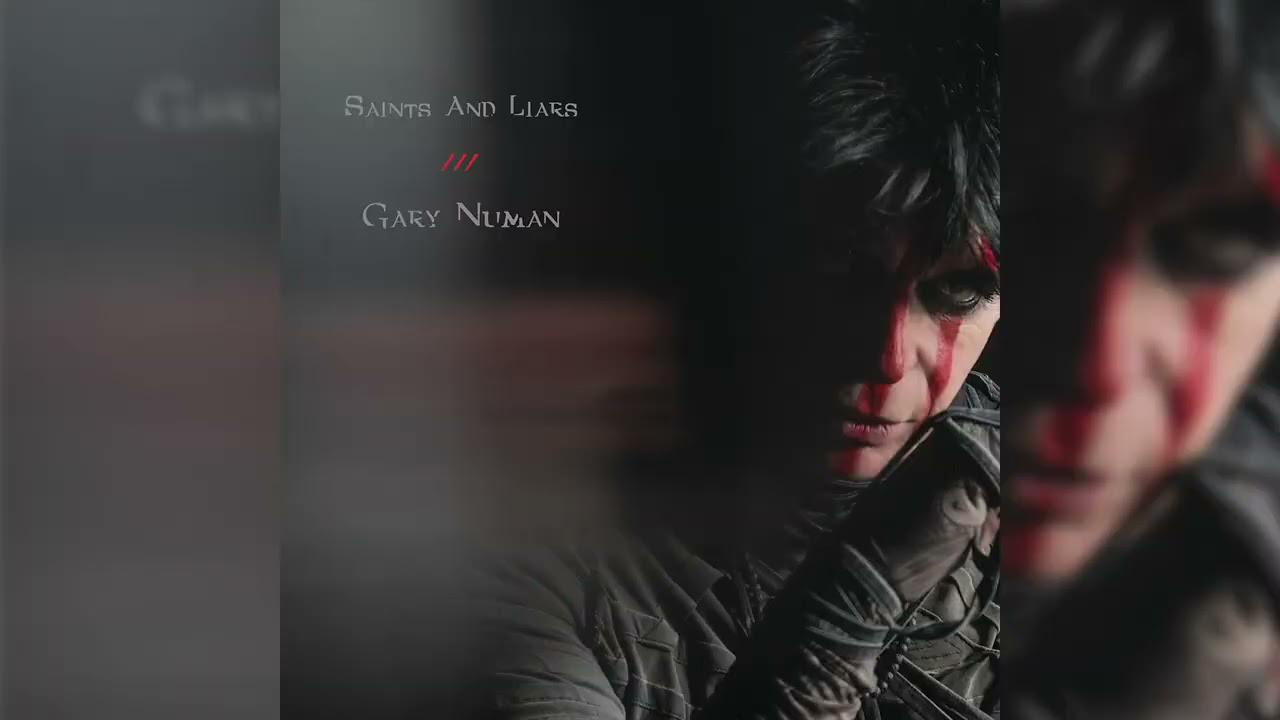 GARY NUMAN shares new track 'Saints And Liars' ahead of new album 'Intruder'