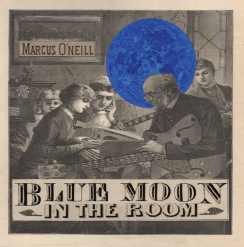 Blue Moon In The Room