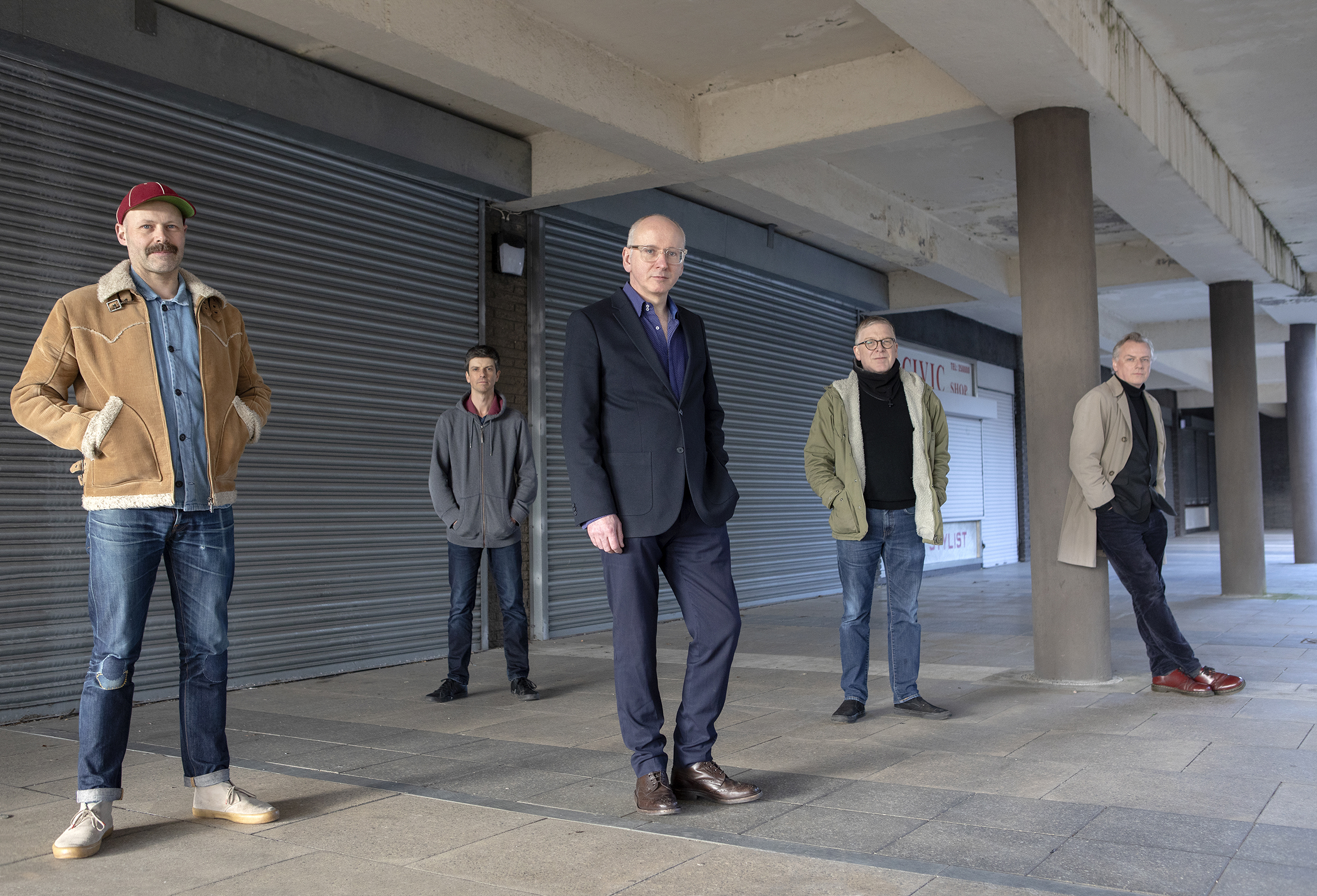 TEENAGE FANCLUB share new video for 'In Our Dreams' from new album 'Endless Arcade' out 30th April
