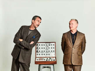 Orbital's PAUL HARTNOLL and controversial poet and performance artist MURRAY LACHLAN YOUNG announce lockdown inspired album 'The Virus Diaries'