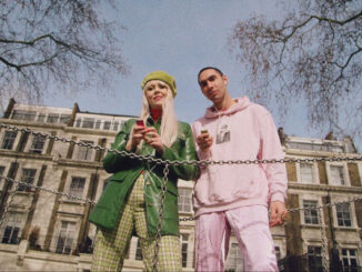 LITANY teams up with OSCAR SCHELLER for the new single 'Playlist' - Watch video 1