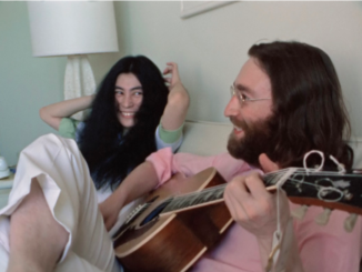 WATCH the first ever performance of JOHN LENNON & YOKO ONO LENNON'S legendary anthem 'Give Peace A Chance'