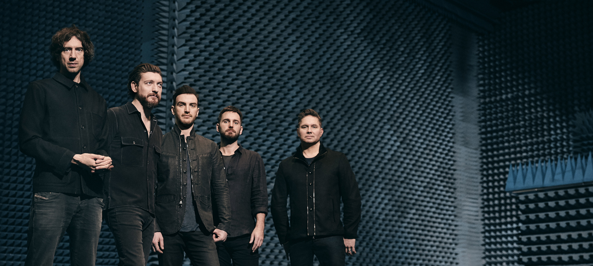 SNOW PATROL announce headline show at Sounds Of The City, Castlefield Bowl, Manchester for Sunday 26th September 2021