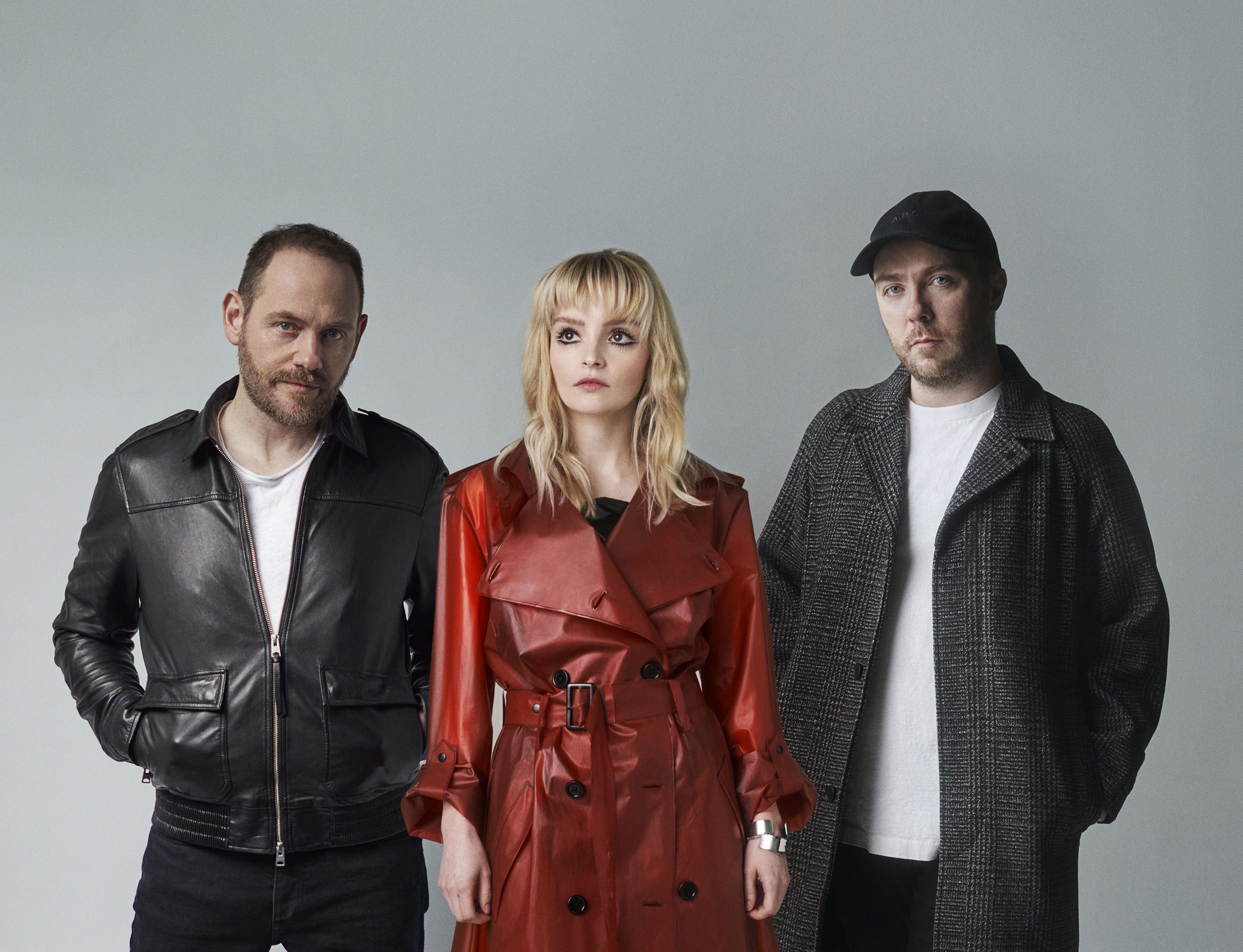 CHVRCHES release their long-awaited new single 'He Said She Said' - Listen Now!