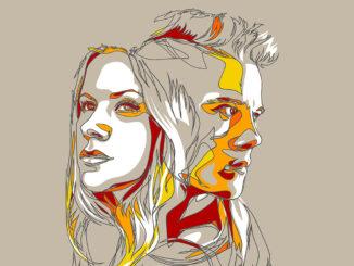 Curtis Walsh and Anna Pancaldi