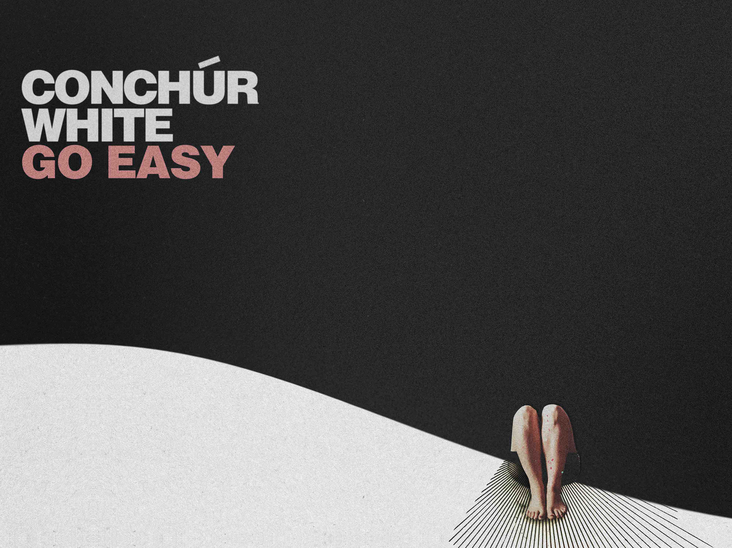 Conchúr White announces new EP 'Dreamers' & shares new single 'Go Easy'