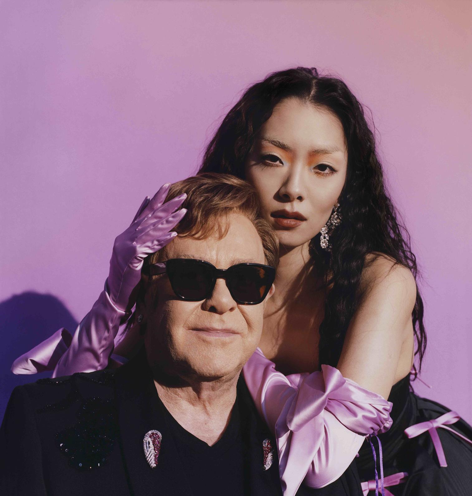 RINA SAWAYAMA releases new single 'Chosen Family' feat Elton John
