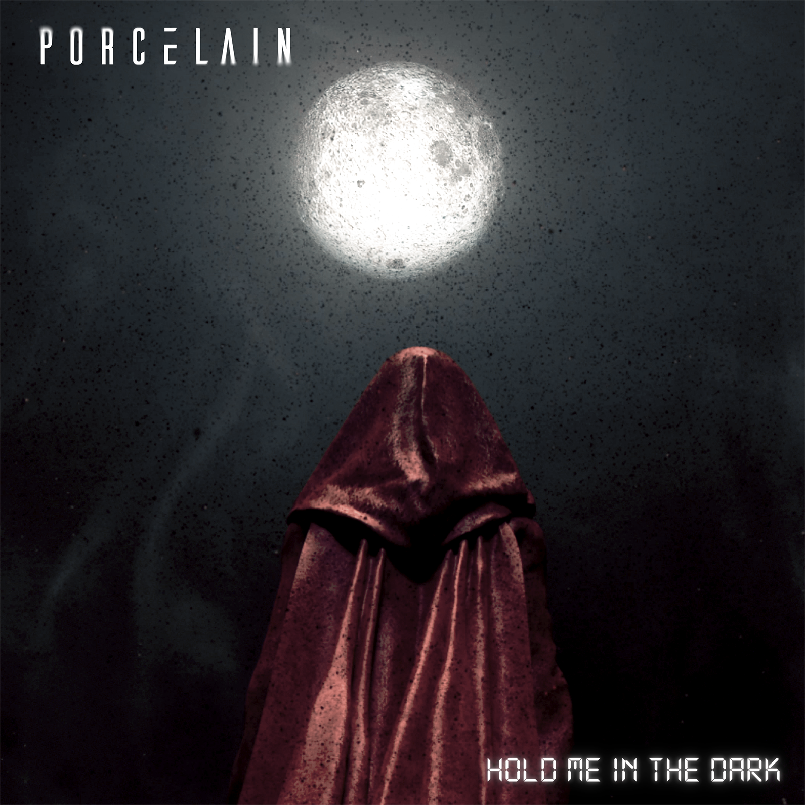 Anonymous music collective PORCELAIN ask listeners to choose dark versus light on new single 'Hold Me In The Dark'