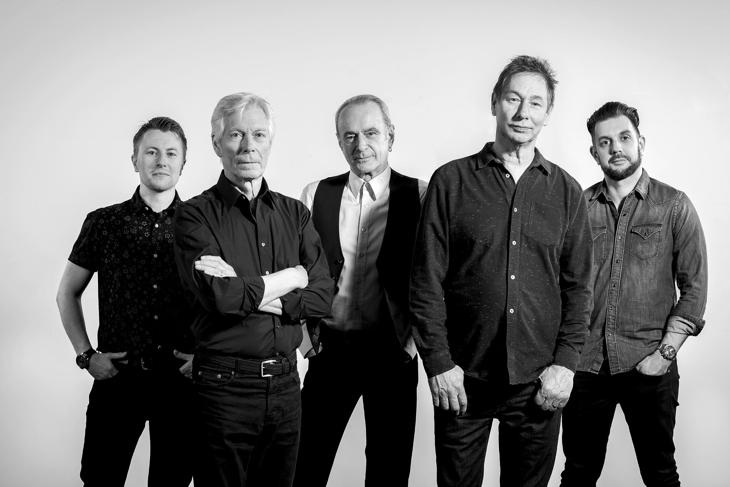 Legendary rockers STATUS QUO announce headline Irish shows for February 2022 1