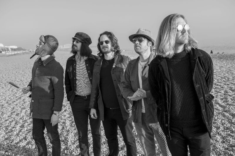 THE CORAL release 'Vacancy' from their forthcoming studio album 'Coral Island'