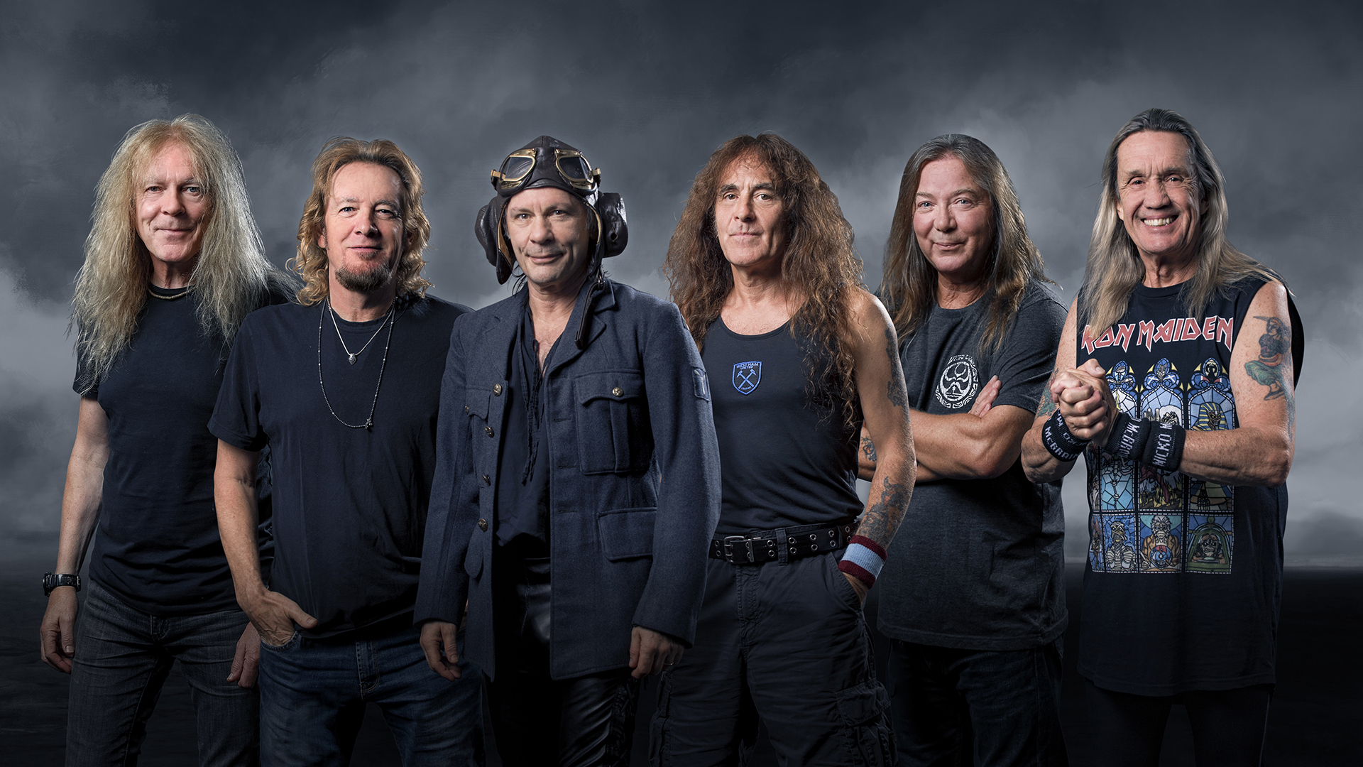 IRON MAIDEN announce headline show at Belfast's Belsonic in Ormeau Park on Monday, June 13th 2022 1